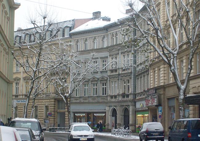 Αδελφοποίηση με το Heinrich Schliemann Gymnasium