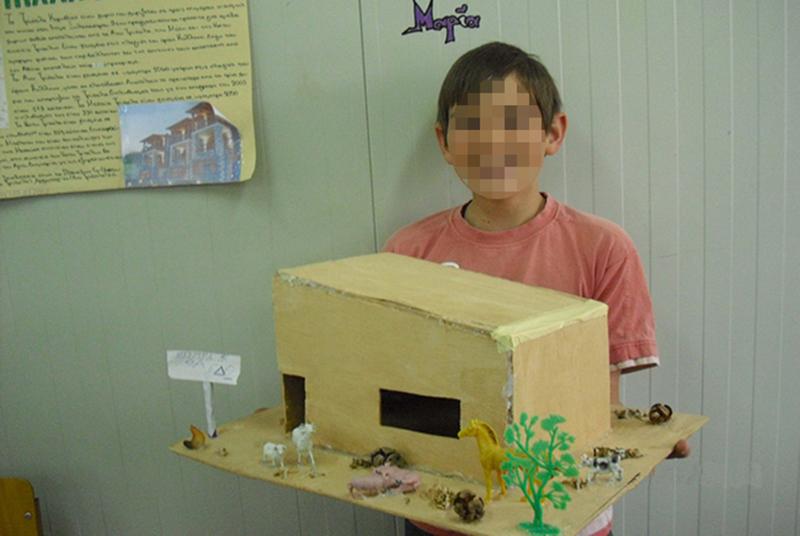 Εργασίες μαθητών στην Τεχνολογία